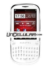 Alcatel OT807 telcel